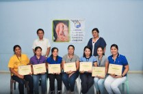 Batch 27 of NADA Philippines Acudetox Specialists.